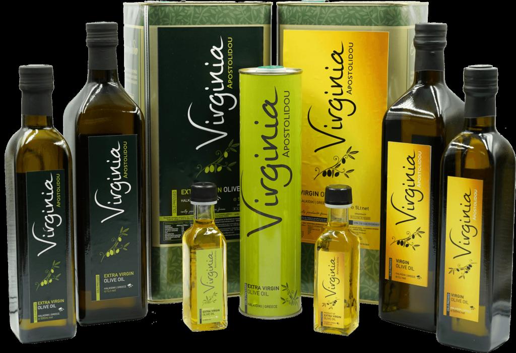 Olive Oil Halkidiki